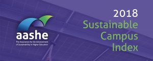 AASHE 2018 Sustainable Campus Index
