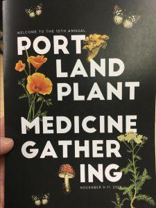 2018 Portland Plant Medicine Gathering