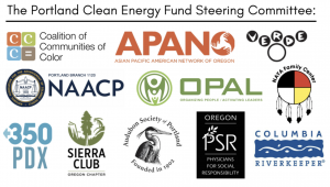 Core Steering Committee of The Portland Clean Energy Initiative