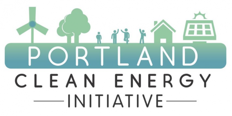 Portland Clean Energy Initiative Logo
